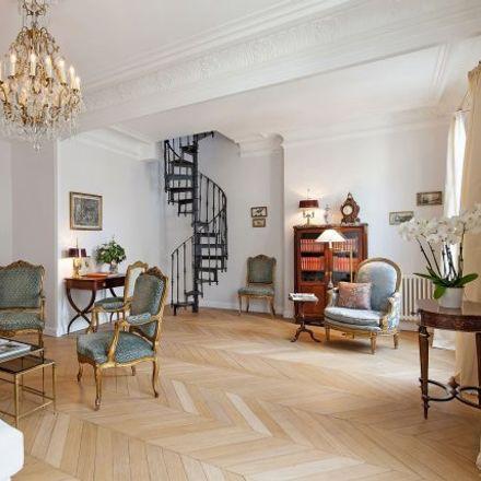 Rent this 3 bed apartment on Paris in Quartier de Chaillot, ÎLE-DE-FRANCE
