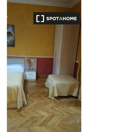 Rent this 4 bed apartment on Piazza Bologna in 00162 Rome Roma Capitale, Italy