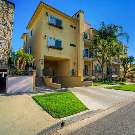Rent this 2 bed condo on 626 Orange Grove Avenue in Burbank, CA 91501