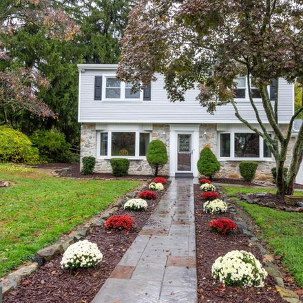 Rent this 4 bed house on Longview Rd in King of Prussia, PA