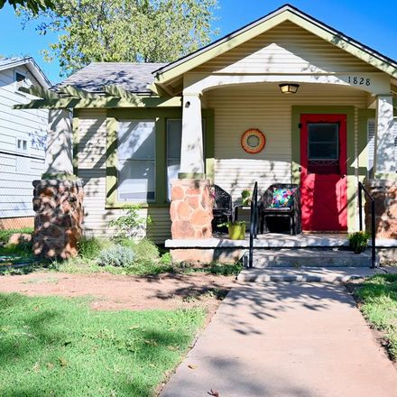 Rent this 3 bed house on 1828 Coleman Street in San Angelo, TX 76901