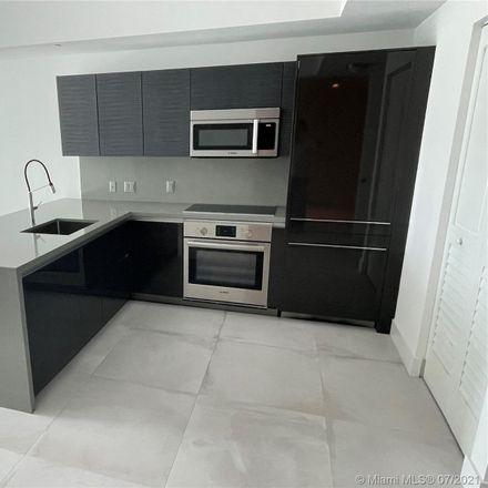 Rent this 1 bed condo on 1080 Brickell Avenue in Miami, FL 33131