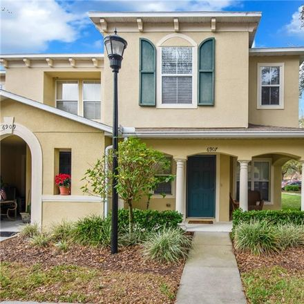 Rent this 3 bed townhouse on 6907 Marble Fawn Place in Riverview, FL 33578