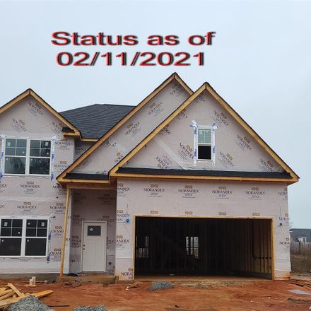 Rent this 4 bed house on 225 Oakley Court in Bonaire, GA 31005
