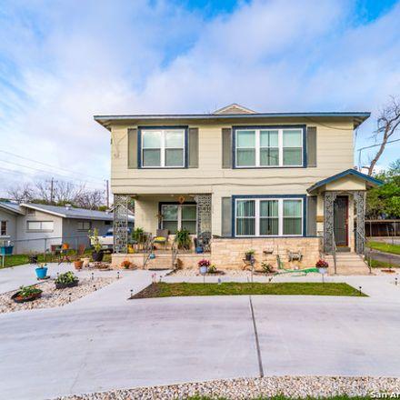 Rent this 2 bed duplex on 507 Exeter Road in San Antonio, TX 78209