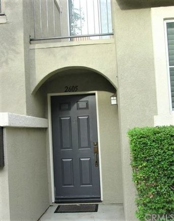 Rent this 1 bed condo on 2605 Cherrywood in Irvine, CA 92618