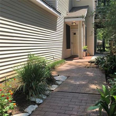 Rent this 1 bed apartment on Golden Trails Drive in Houston, TX 77345
