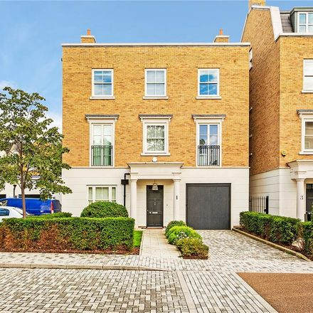 Rent this 6 bed house on Nazareth House in Herons Place, London TW7 7BE