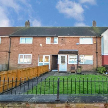 Rent this 2 bed house on Taunton Road in Kingston upon Hull HU4 7JY, United Kingdom