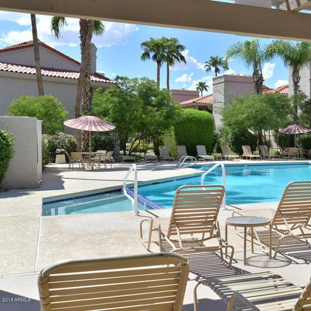 Rent this 2 bed apartment on 9745 North 95th Street in Scottsdale, AZ 85258
