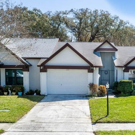 Rent this 2 bed apartment on 1249 Camelot Court in Palm Harbor, FL 34684