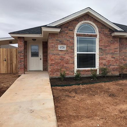 Rent this 3 bed apartment on 4326 Rimrock Cir in San Angelo, TX