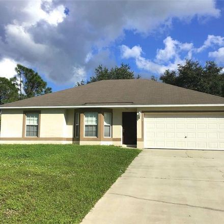 Rent this 3 bed house on 3179 Winchester Avenue Southeast in Palm Bay, FL 32909
