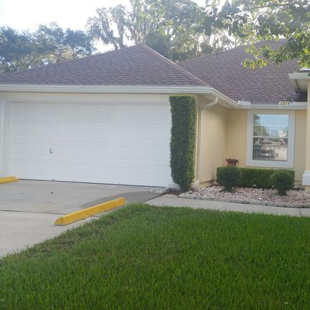 Rent this 3 bed house on 12547 Hidden Gardens Lane in Jacksonville, FL 32258