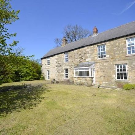 Rent this 4 bed house on Newton Park Farm in Mitford NE61 3SA, United Kingdom