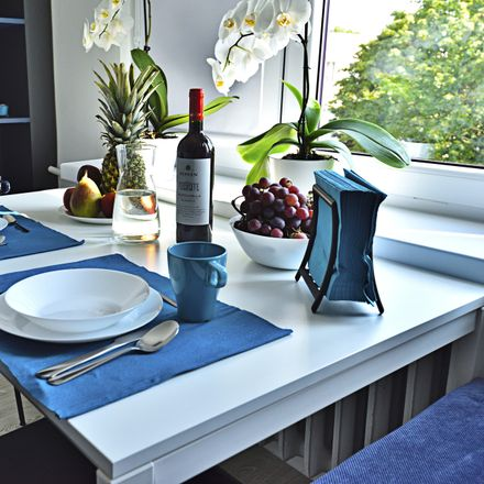 Rent this 1 bed apartment on Augusta Cieszkowskiego 4 in 93-503 Łódź, Polska