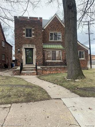 Rent this 3 bed house on Roselawn St in Detroit, MI