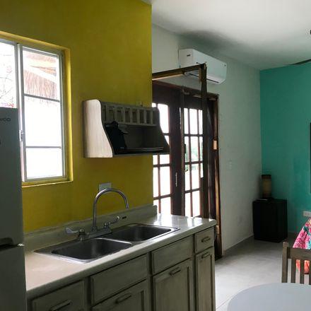Rent this 1 bed loft on Calle 1 Sur in Santa Fe, 77717 Playa del Carmen