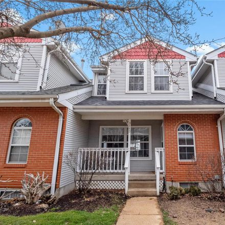 Rent this 2 bed house on 3113 Park Hampton Court in City of Saint Louis, MO 63139