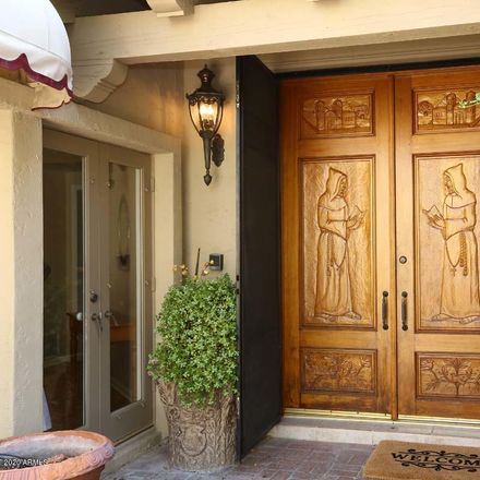 Rent this 3 bed townhouse on North Scottsdale Road in Scottsdale, AZ 85250