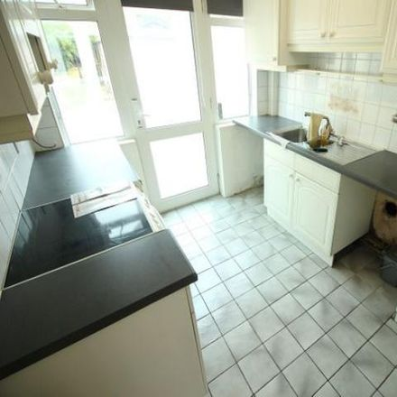 Rent this 3 bed house on 37 Hythe Field Avenue in Runnymede TW20 8DD, United Kingdom