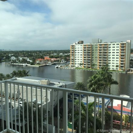 Rent this 2 bed condo on 3020 Northeast 32nd Avenue in Fort Lauderdale, FL 33308