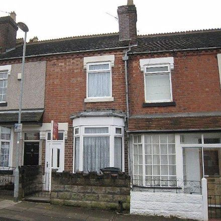Rent this 2 bed house on Mace Street in Stoke-on-Trent ST4 5PN, United Kingdom