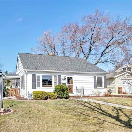 Rent this 3 bed house on 1130 Shadow Lane in Green Bay, WI 54304