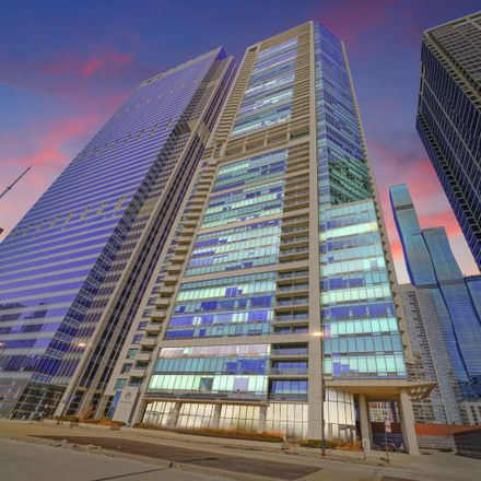 Rent this 2 bed condo on 340 on the Park in 340 East Randolph Street, Chicago