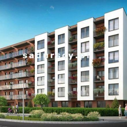 Rent this 2 bed apartment on Jana Zamoyskiego 72 in 30-523 Krakow, Poland