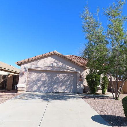 Rent this 3 bed house on 352 West Gascon Road in San Tan Valley, AZ 85143