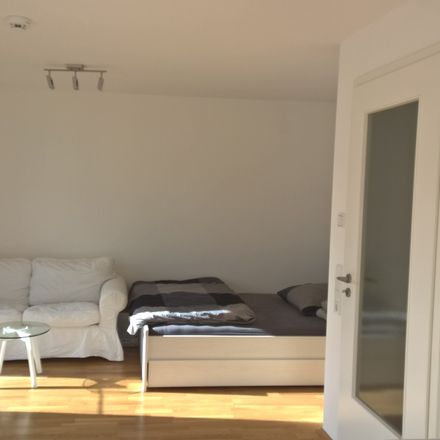 Rent this 1 bed apartment on Am Silbermannpark 23 in 86161 Augsburg, Germany