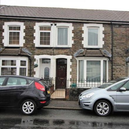 Rent this 2 bed house on Excelsior Terrace in Gelli, CF43 4TW