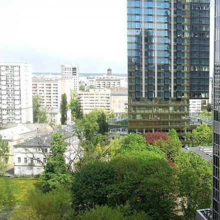 Rent this 2 bed apartment on Aleja Jana Pawła II 20 in 00-133 Warsaw, Poland
