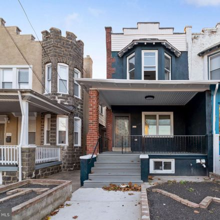 Rent this 4 bed townhouse on 204 North 65th Street in Philadelphia, PA 19139