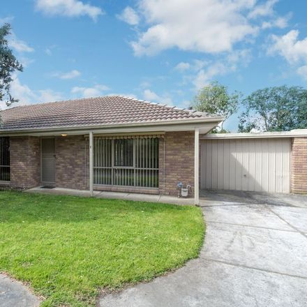 Rent this 3 bed apartment on 2/55 Stawell Street