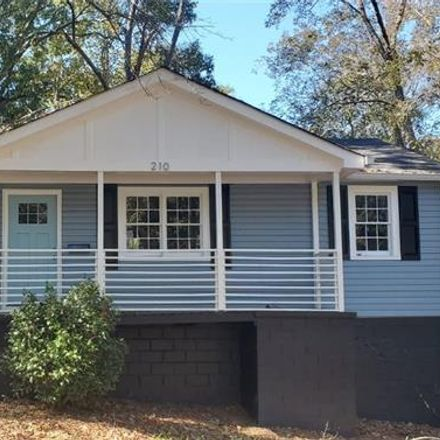 Rent this 3 bed house on 210 Joe Louis Dr NW in Atlanta, GA