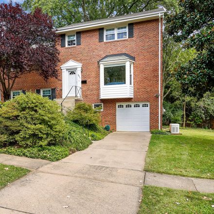Rent this 5 bed house on 9811 Marquette Drive in Bethesda, MD 20817