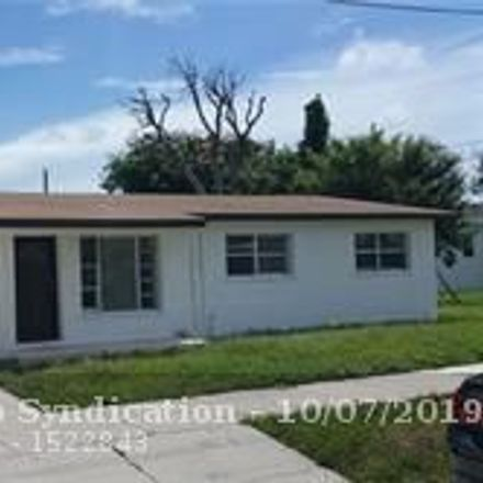 Rent this 3 bed house on Northwest 12th Court in Fort Lauderdale, FL 33311