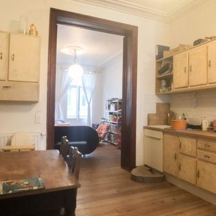 Rent this 1 bed apartment on Avenue du Parc - Parklaan 74 in 1060 Saint-Gilles - Sint-Gillis, Belgium