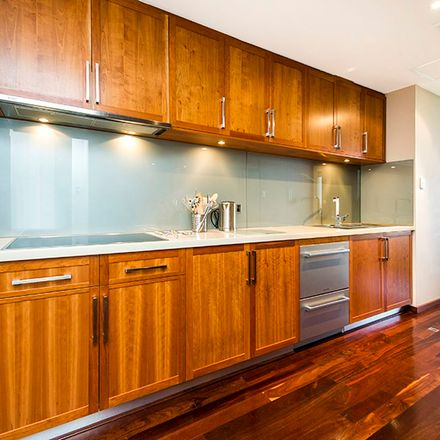 Rent this 3 bed apartment on Crowne Plaza in Terrace Road, East Perth WA 6004