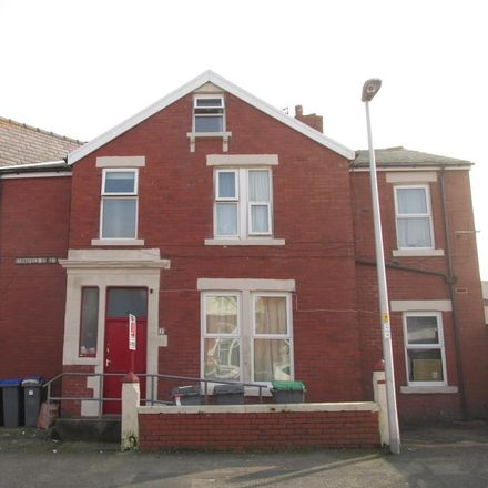Rent this 1 bed apartment on Stansfield Street in Blackpool FY1 6BW, United Kingdom