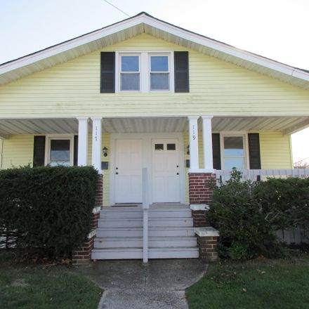 Rent this 2 bed duplex on 117 14th Avenue in Belmar, NJ 07719