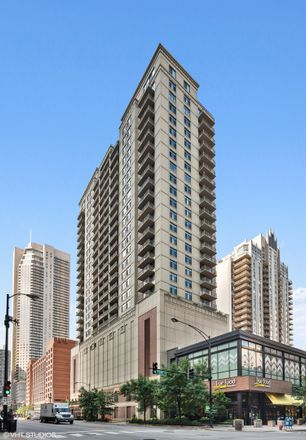 Rent this 3 bed condo on 630 North State Street in Chicago, IL 60654
