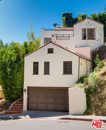 Rent this 4 bed apartment on 1733 North Crescent Heights Boulevard in Los Angeles, CA 90069