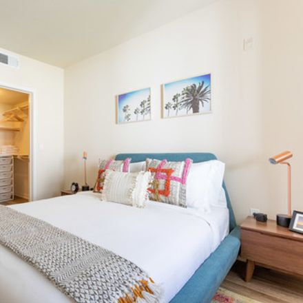 Rent this 1 bed apartment on Pasadena Playhouse District in Trio Apartments, 44 North Madison Avenue