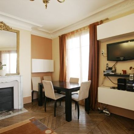 Rent this 3 bed apartment on 38 Rue Simart in 75018 Paris, France