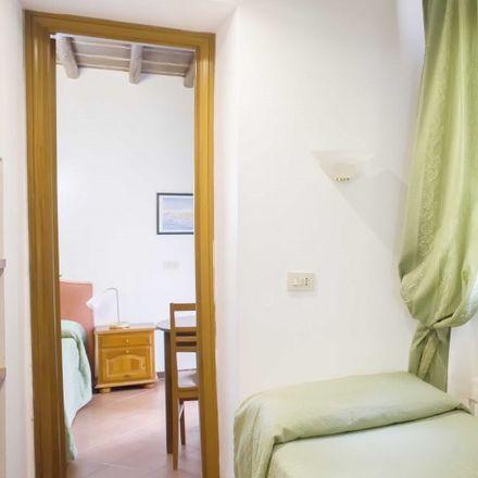Rent this 1 bed apartment on Osteria Barberini in Via della Purificazione, 21