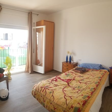 Rent this 1 bed apartment on Sitges in CATALONIA, ES