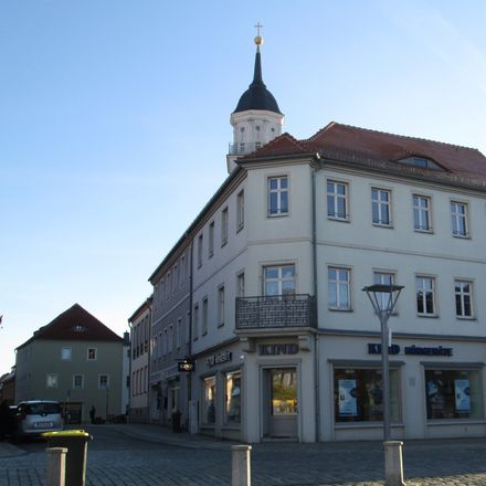 Rent this 2 bed apartment on Altmarkt 10 in 01877 Bischofswerda, Germany